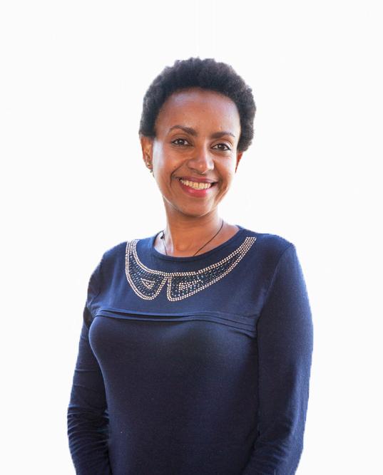 Rahel Mulat - East Africa Buyer - Addis Ababa, Ethiopia